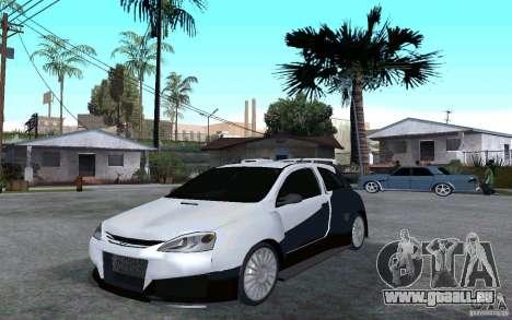 Opel Corsa Sport für GTA San Andreas