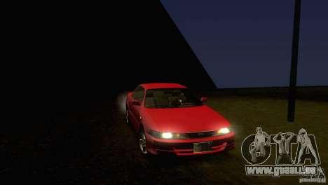 Toyota Carina ED ST202 für GTA San Andreas