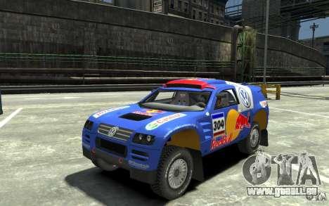 Volkswagen Touareg Rally für GTA 4