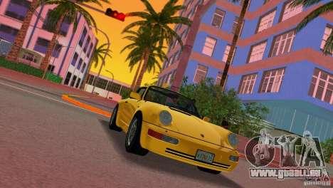 ENBSeries by FORD LTD LX pour le quatrième écran GTA Vice City