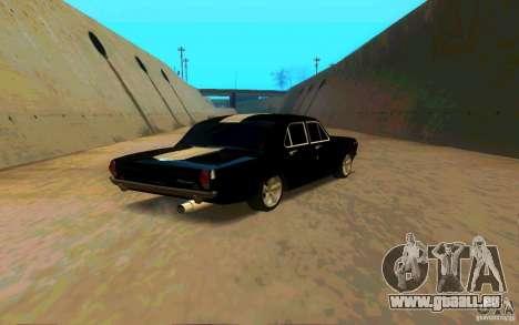 GAZ 2410 PLYMOUTH für GTA San Andreas rechten Ansicht