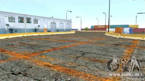 Blur Port Drift pour GTA 4 sixième écran