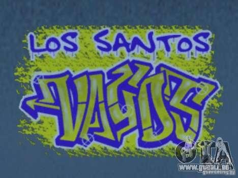 New LS gang tags pour GTA San Andreas huitième écran