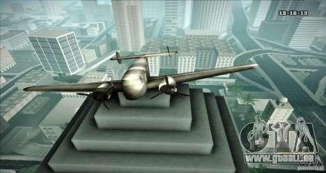 ENB Graphics Mod Samp Edition für GTA San Andreas neunten Screenshot