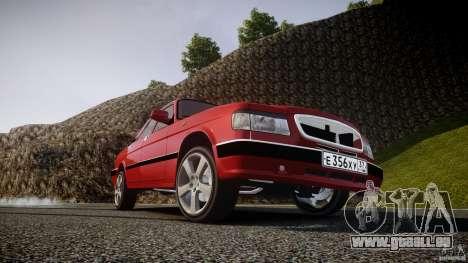 GAZ 3110 Turbo WRX STI v1. 0 für GTA 4 Räder