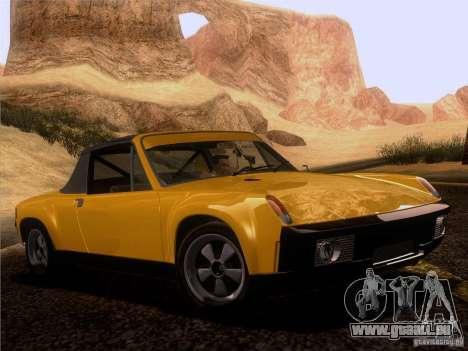 Porsche 914-6 pour GTA San Andreas