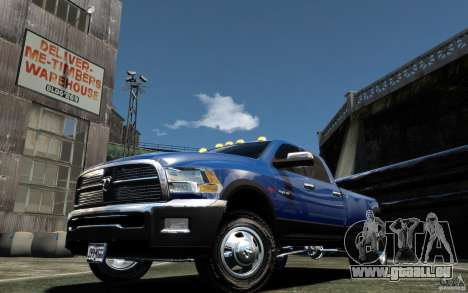 Dodge Ram 3500 Stock Final für GTA 4
