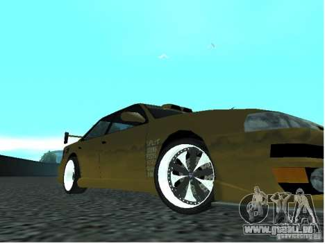 Deluxo Wheels Mod für GTA San Andreas siebten Screenshot