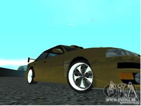 Deluxo Wheels Mod pour GTA San Andreas septième écran