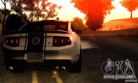 SA gline v4.0 Screen Edition für GTA San Andreas dritten Screenshot