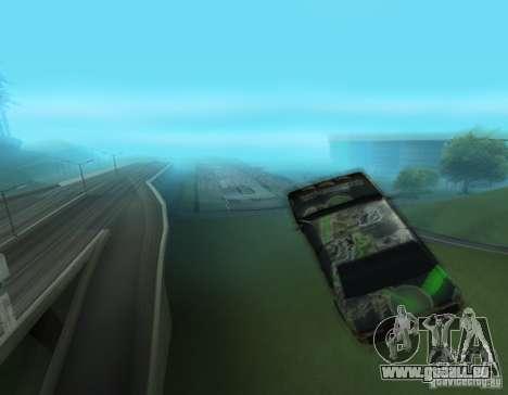 Zamedlenie Time pour GTA San Andreas