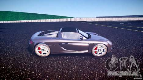 Porsche Carrera GT v.2.5 pour GTA 4 est une gauche