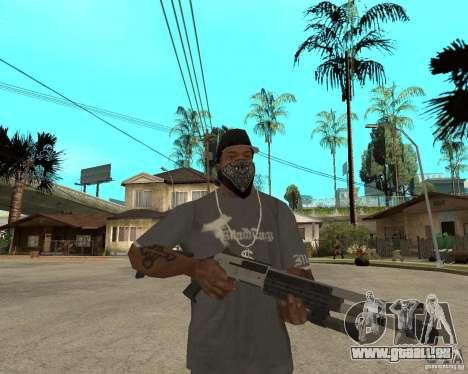 M1049 pour GTA San Andreas deuxième écran