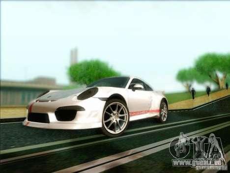 Porsche 911 Carrera S (991) Snowflake 2.0 pour GTA San Andreas