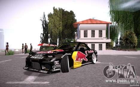 Mazda RX7 Madmikes Redbull pour GTA San Andreas