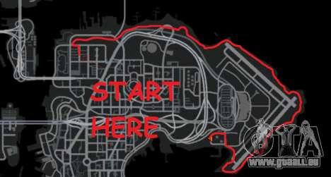 Rally track für GTA 4 achten Screenshot