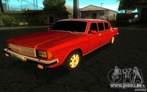 GAZ 3102 Volga Limousine für GTA San Andreas