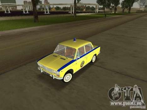 Police Vaz 2103 pour GTA Vice City