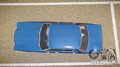 Dodge Aspen v1.1 1979 pour GTA 4 est un droit