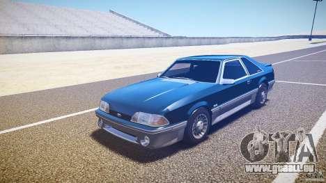 Ford Mustang GT 1993 Rims 1 für GTA 4