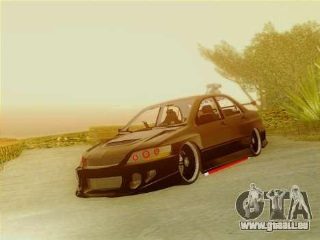 ENB v1.2 by TheFesya pour GTA San Andreas troisième écran