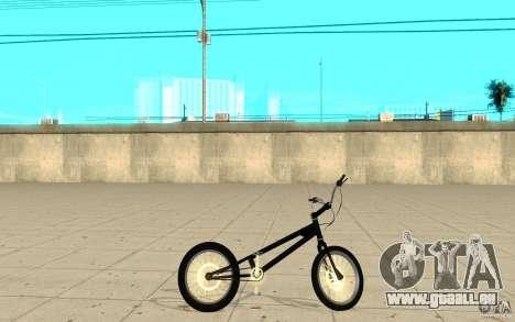 Trail Bike für GTA San Andreas linke Ansicht