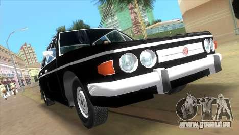 Tatra 613 1973 pour GTA Vice City