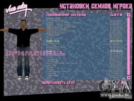 Pack von Skins für Tommy für GTA Vice City achten Screenshot