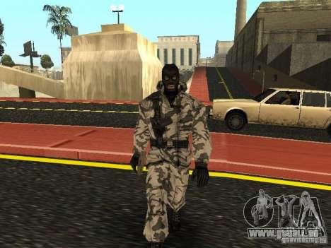 Avenger Arctique pour GTA San Andreas