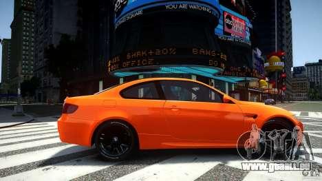 BMW M3 GT-S für GTA 4 linke Ansicht