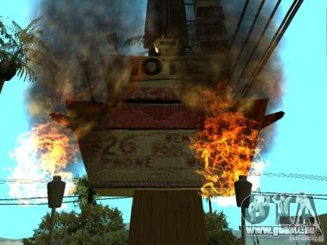 Neue Texturen für Casino Pilgrim für GTA San Andreas dritten Screenshot