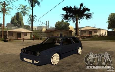 Volkswagen Golf GTI 2 Tuning pour GTA San Andreas