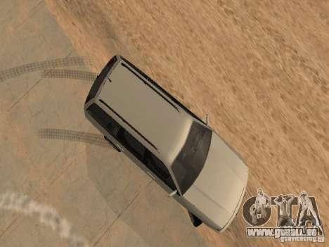 Volkswagen Passat B4 pour GTA San Andreas vue de côté