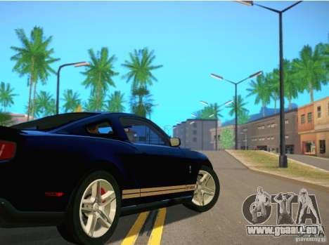 ENBSeries for SA-MP pour GTA San Andreas quatrième écran