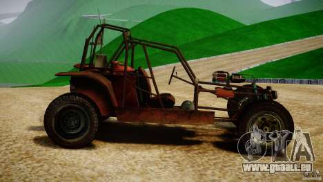 Half Life 2 buggy pour GTA 4 est une gauche