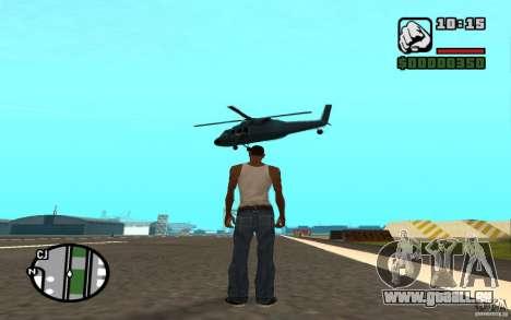 Luftunterstützung, wenn Sie angreift. für GTA San Andreas fünften Screenshot