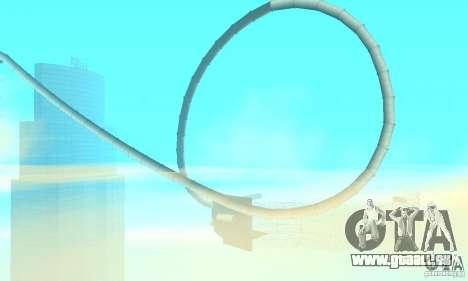 Airport Stunt pour GTA San Andreas troisième écran