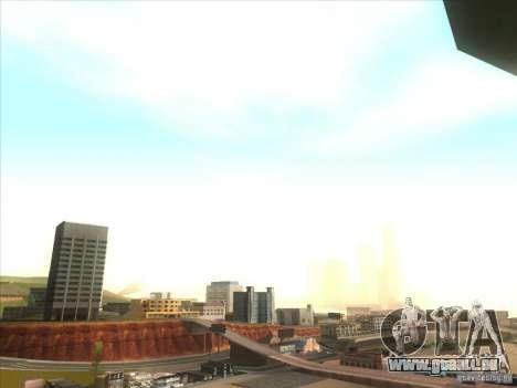ENBSeries pour PC moyen et faible pour GTA San Andreas deuxième écran