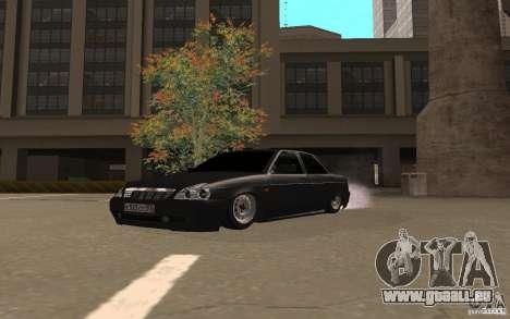 LADA Priora Licht v. 2 tuning für GTA San Andreas