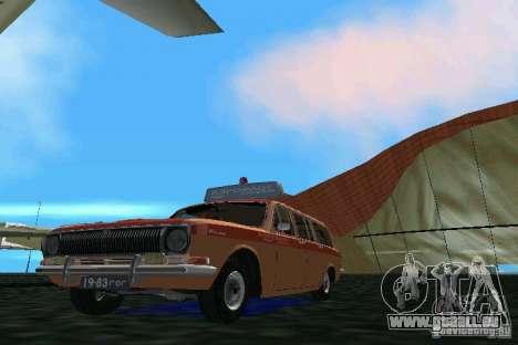 GAZ Volga 2402-Aeroflot für GTA Vice City