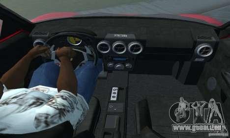 Ferrari F430 pour GTA San Andreas vue de droite