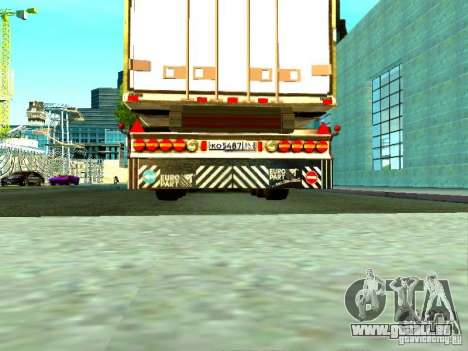 Nouveau trailer pour GTA San Andreas vue arrière