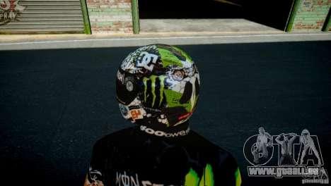 Ken Block Gymkhana 5 Clothes (Unofficial DC) für GTA 4 Zehntel Screenshot