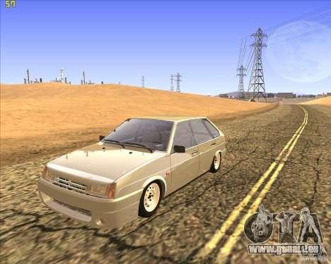 VAZ 2109 Tuning pour GTA San Andreas