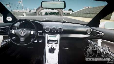 Nissan Silvia S15 Drift v1.1 für GTA 4 Unteransicht