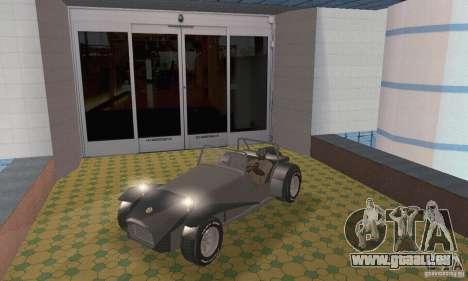 Lotus Seven für GTA San Andreas