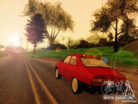 Dacia 1310 L Sport pour GTA San Andreas laissé vue