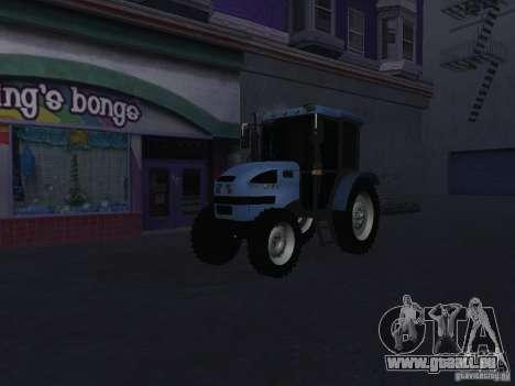 Tracteur МТЗ 922 pour GTA San Andreas