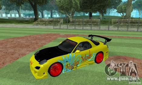 Mazda Rx7 pour GTA San Andreas