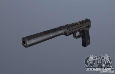Grims weapon pack3 pour GTA San Andreas